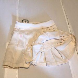 🔥⚡️BOGO SALE⚡️🔥 Ralph Lauren ivory cotton skirt